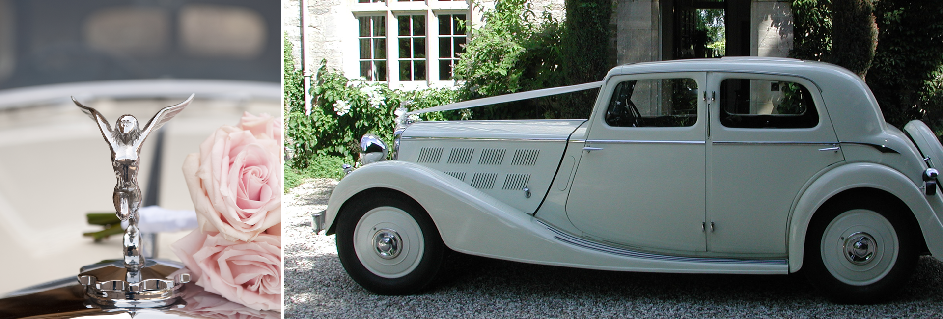 Vintage Wedding Cars - Classic Triumph | Our Car